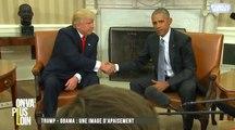 REPLAY - On va plus loin : Trump - Obama : Une image d'apaisement / France : Doit-on croire à un effet Trump ? / Philippe Cohen-Grillet est l'invité d'OVPL (10/11/2016)