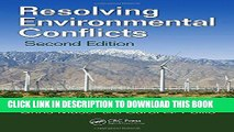 Best Seller Resolving Environmental Conflicts, Second Edition (Social Environmental