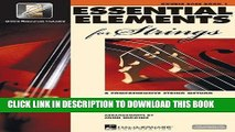 Ebook Essential Elements for Strings 2000 - Book 1 - Double Bass (A Comprehensive String Method)