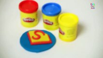 Play Doh Superman ,  Superman ,  How To Make Superman ,  Superman Toys
