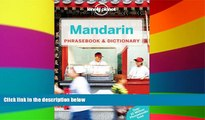 Must Have  Lonely Planet Mandarin Phrasebook   Dictionary  Most Wanted
