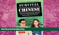 Best Buy Deals  Survival Chinese: How to Communicate without Fuss or Fear Instantly! (Mandarin