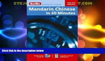 Buy NOW  Berlitz Mandarin Chinese in 60 Minutes (Berlitz in 60 Minutes)  Premium Ebooks Online