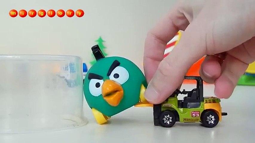 Машинки мультфильм - Город машинок - 19 серия: Спецтехника в помощь. Развивающие мультики