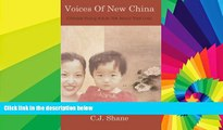 Ebook deals  Voices of New China: Chinese Young Adults Talk About Their Lives  Most Wanted