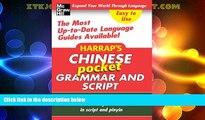 Big Sales  Harrap s Pocket Chinese Grammar and Script  Premium Ebooks Best Seller in USA
