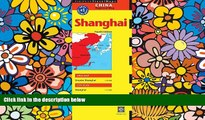 Ebook Best Deals  Shanghai Travel Map (China Regional Maps)  Most Wanted