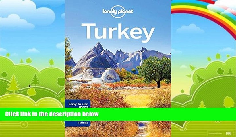 Best Buy Deals  Lonely Planet Turkey (Travel Guide)  Full Ebooks Most Wanted