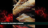 liberty book  The US Constitution: A Pocket Reference w/Constitution, Bill of Rights, Amendments,