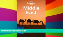 Ebook deals  Lonely Planet Middle East (Travel Guide)  Most Wanted