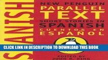 Read Now Short Stories in Spanish: New Penguin Parallel Text (New Penguin Parallel Texts) (Spanish