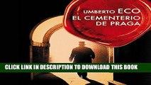 Read Now El cementerio de Praga [The Prague Cemetery] Download Book