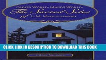 [PDF] Anne s World, Maud s World: The Sacred Sites of L.M. Montgomery Popular Collection