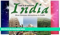 Ebook Best Deals  Let s Explore India (Most Famous Attractions in India)  Most Wanted