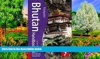 Best Deals Ebook  Bhutan Handbook, 2nd: Travel guide to Bhutan (Footprint - Handbooks)  Most Wanted