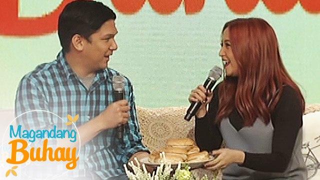 Magandang Buhay: Jolina Magdangal & Mark Escueta's love story