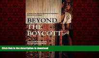 Read book  Beyond the Boycott: Labor Rights, Human Rights, and Transnational Activism (American