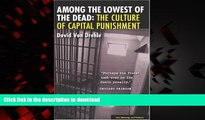 Read books  Among the Lowest of the Dead: The Culture of Capital Punishment (Law, Meaning, and