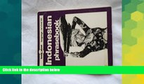 Must Have  Lonely Planet Indonesian Phrasebook (Loney Planet Language Survival Kit)  Most Wanted