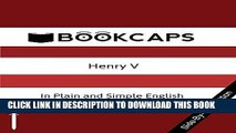 Read Now Henry V With Side-By-Side Modern English Translation (Shakespeare Side-By-Side
