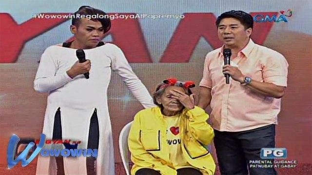 Wowowin: Lola na supporter ni Kuya Wil, walang mintis manood ng 'Wowowin'