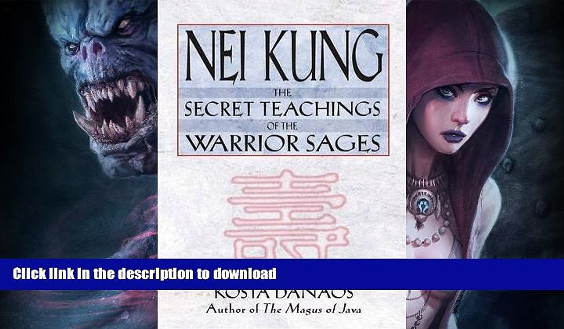 READ BOOK Nei Kung: The Secret Teachings of the Warrior Sages GET PDF