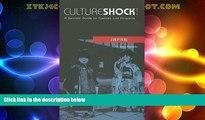 Deals in Books  Culture Shock! Japan: A Survival Guide to Customs and Etiquette (Culture Shock! A