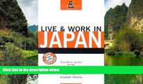 Best Deals Ebook  Live   Work in Japan, 2nd (Live   Work - Vacation Work Publications)  Best Buy