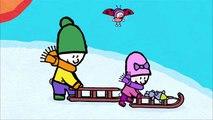 Chien Saint Bernard - Didou, dessine-moi un Saint Bernard |Dessins animés pour les enfants