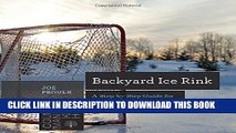 [PDF] Backyard Ice Rink: A Step-by-Step Guide for Building Your Own Hockey Rink at Home