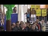 Napoli - Agguato ai Colli Aminei, cittadini chiedono sicurezza (10.11.16)