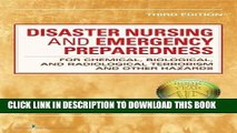 [PDF] Mobi Disaster Nursing and Emergency Preparedness: for Chemical, Biological, and Radiological