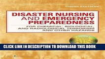 [PDF] Epub Disaster Nursing and Emergency Preparedness: for Chemical, Biological, and Radiological