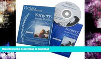 READ  Surgery CD: Heal Faster - Prepare Before and After Surgery (Relax Into Healing Series)