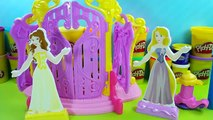 Disney Princesas español ★ Disena Vestidos Para Princesas Disney Juguetes ★ Princesas Play Doh