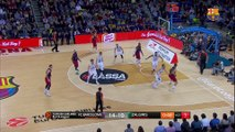 [HIGHLIGHTS] BASKET (Eurolliga): FC Barcelona Lassa – Zalgiris (92-86)