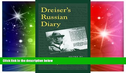 Dreiser Resource | Learn About, Share and Discuss Dreiser At