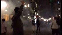 """Etats-Unis : une manifestation anti-Trump dégénère en """"émeute"""""""