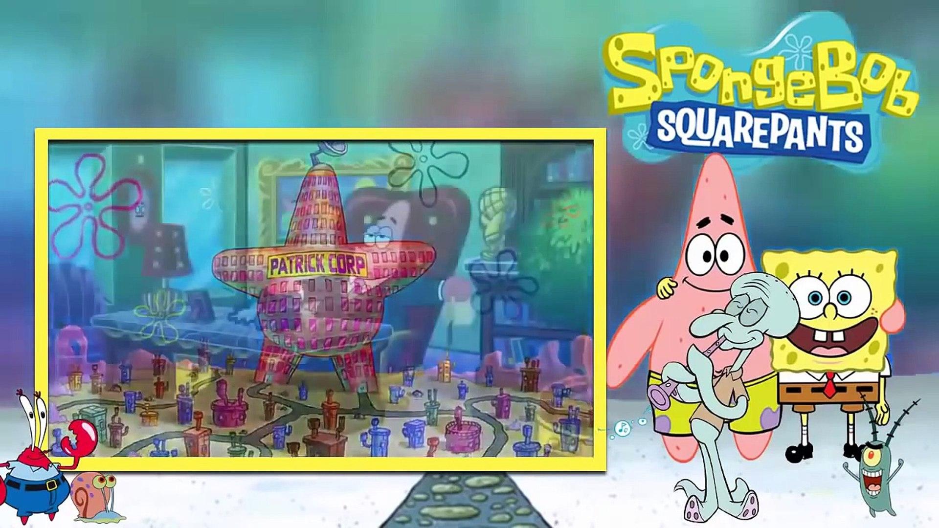 SpongeBob SquarePants New Full Episıdes S09E39 The Fish Bowl Married to  Money