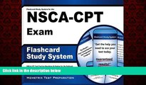 READ book  Flashcard Study System for the NSCA-CPT Exam: NSCA-CPT Test Practice Questions