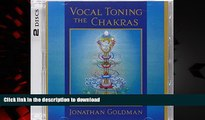 Buy book  Vocal Toning the Chakras online