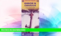 Must Have  Cameroon 1:1,500,000 and Gabon 1:950,000 Travel Map (International Travel Maps)