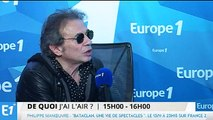 Philippe Manœuvre, sa folle interview avec James Brown
