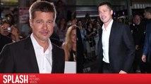Brad Pitt a l'air d'avoir perdu du poids à la première d'Alliés à Westwood
