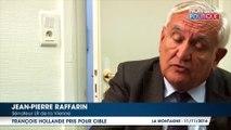 Présidentielle 2017 : Jean-Pierre Raffarin flingue François Hollande