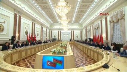Cumhurbaşkanı Erdoğan Belarus'ta -2