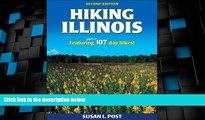 Buy NOW  Hiking Illinois - 2nd Edition  Premium Ebooks Best Seller in USA