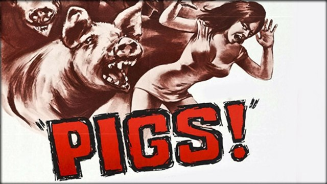 Pigs (1972) - Toni Lawrence, Jesse Vint, Catherine Ross  - Feature (Horror)
