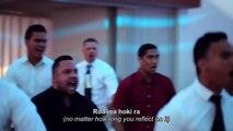 Haka at wedding in New Zealand || Haka en Nouvelle Zealand