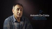 Les visages du Syndicalisme CFTC : Antonio DA COSTA, CONTINENTAL